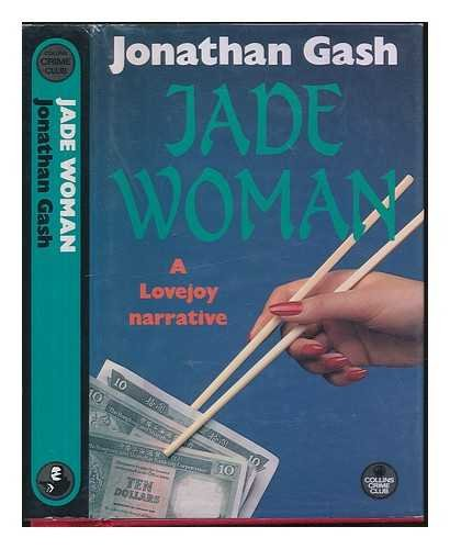 JADE WOMAN (A Lovejoy novel)
