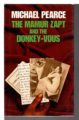 Mamur Zapt and the Donkey-Vous *Signed*: Michael Pearce