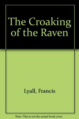 9780002322799: The Croaking of the Raven