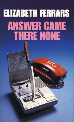9780002323260: Answer Came There None