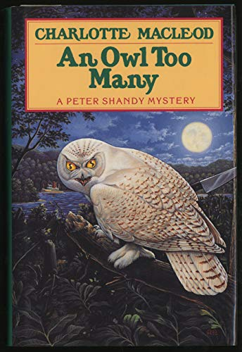 9780002323277: An Owl Too Many