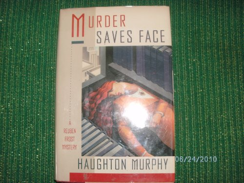 9780002323475: Murder Saves Face