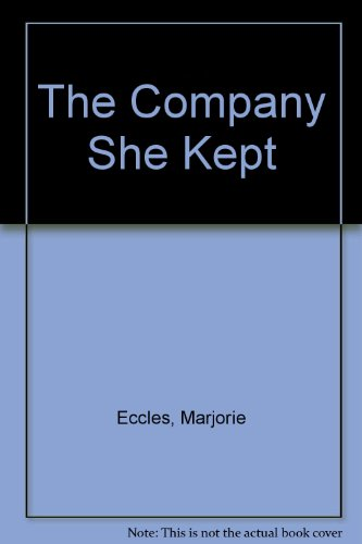 9780002324502: The Company She Kept