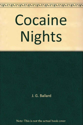 9780002324687: Cocaine Nights: 18-unit Dumpbin