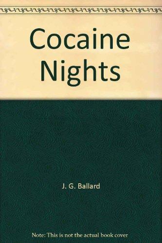 9780002324687: Cocaine Nights
