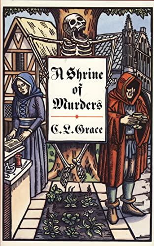 9780002324847: A Shrine of Murders