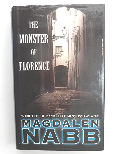9780002325059: The Monster of Florence