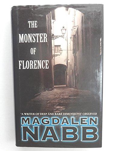 9780002325059: The Monster of Florence: A Marshal Guarnaccia Novel (Collins crime)