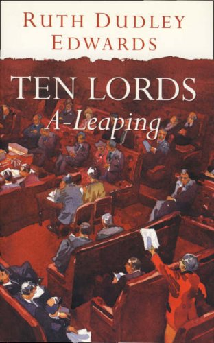 9780002325202: Ten Lords A-Leaping