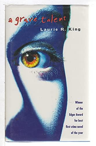 9780002325431: A Grave Talent