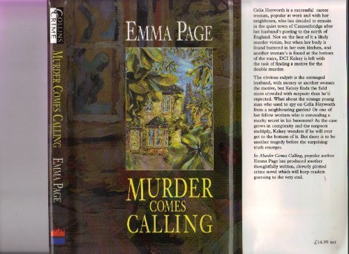 9780002325646: Murder Comes Calling