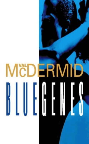 9780002325844: Blue Genes (Collins crime)