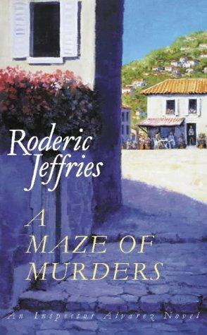 9780002326278: A Maze of Murders: An Inspector Alvarez Novel