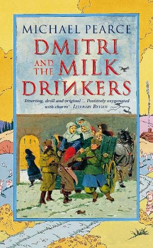Dmitri and the Milk Drinkers SIGNED COPY