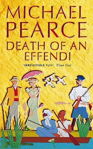 9780002326858: Death of an Effendi