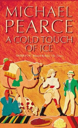 9780002326971: A Cold Touch of Ice (A Mamur Zapt Mystery)