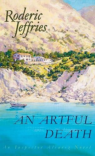 9780002327039: An Artful Death (Inspector Alvarez Novel)