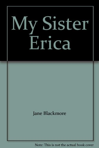 9780002335218: My Sister Erica