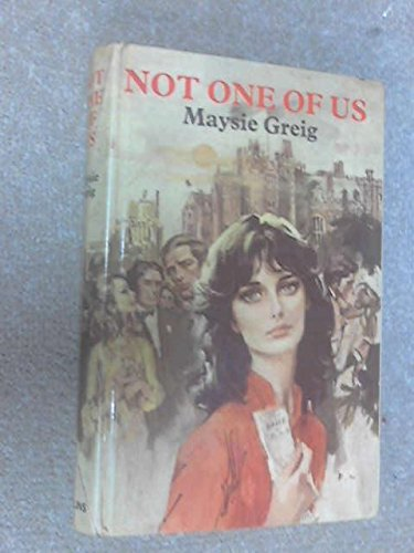 Not One of Us (0002335638) by Greig, Maysie