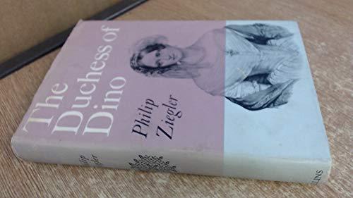 9780002411554: Duchess of Dino
