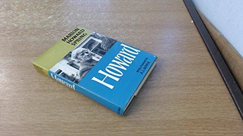 9780002413060: Howard: A Biography of Howard Spring