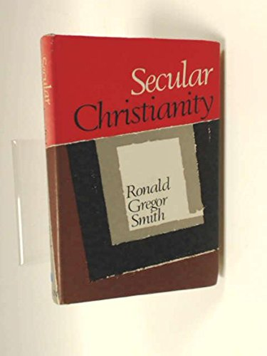 9780002427364: Secular Christianity