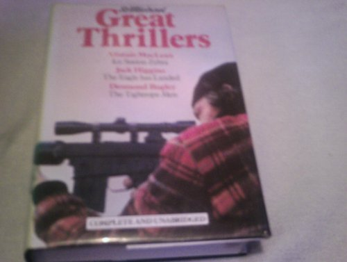 9780002432986: Great Thrillers