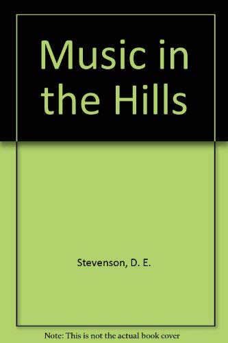 9780002435079: Music in the Hills