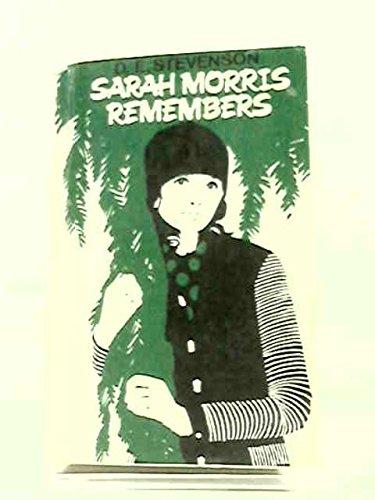 9780002437806: Sarah Morris Remembers
