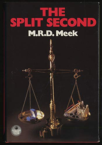 9780002446952: The Split Second