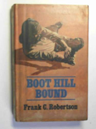9780002470452: Boot Hill Bound (A Collins Western)