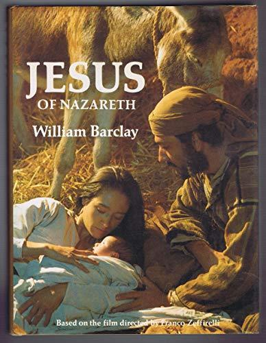 9780002506533: Jesus of Nazareth