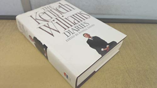 9780002550239: The Kenneth Williams Diaries