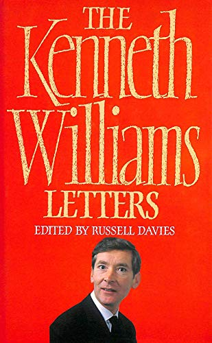 9780002550246: The Kenneth Williams Letters