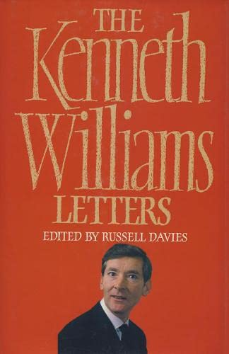 9780002550246: Kenneth Williams Letters