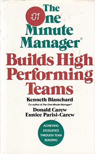 9780002550338: One Minute Manager Teams (The One Minute Manager)