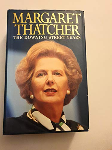 9780002550499: The Downing Street Years