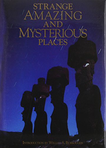 9780002551090: Strange Amazing and Mysterious Places