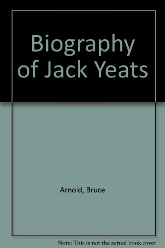 9780002552134: Biography of Jack Yeats