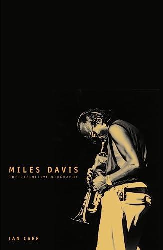 9780002552226: Miles Davis the Definitive Biography