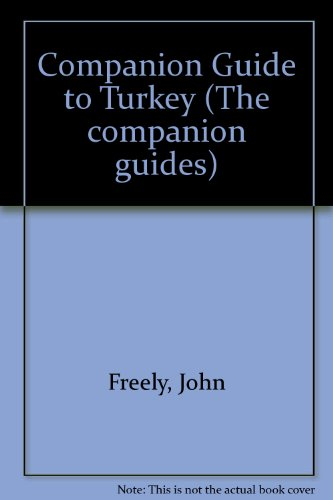 9780002552387: Companion Guide to Turkey (The companion guides)