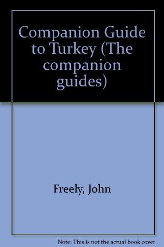 9780002552387: Companion Guide to Turkey (The Companion Guides)