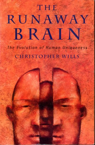 9780002552752: The Runaway Brain: Evolution of Human Uniqueness