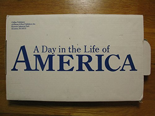 9780002553322: Day in the Life of America