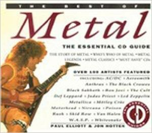 9780002553360: The Best of Metal: The Essential Cd Guide (Essential CD Guides)