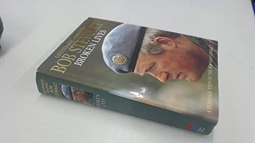 9780002553919: Broken Lives: Personal View of the Bosnian Conflict