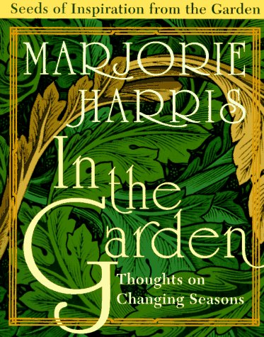 9780002554107: In the Garden: Thoughts on Changing Seasons