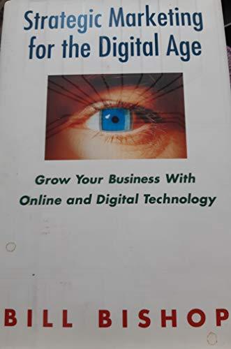 9780002554336: Strategic Marketing for the Digital Age
