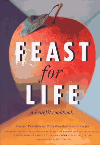 9780002554596: Feast for Life: A Benefit Cookbook