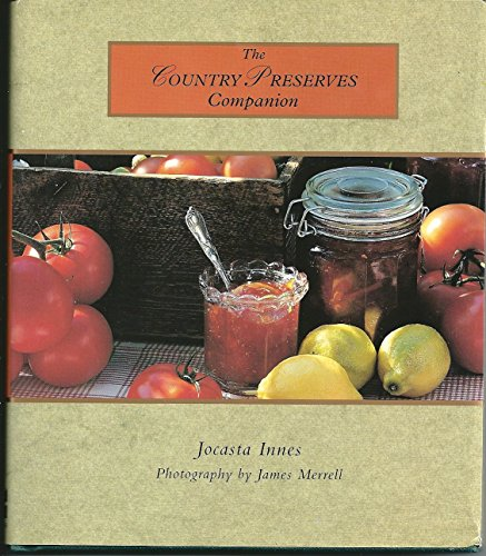 9780002554930: The Country Preserves Companion (Country Companion)